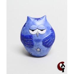 Hibou bleu